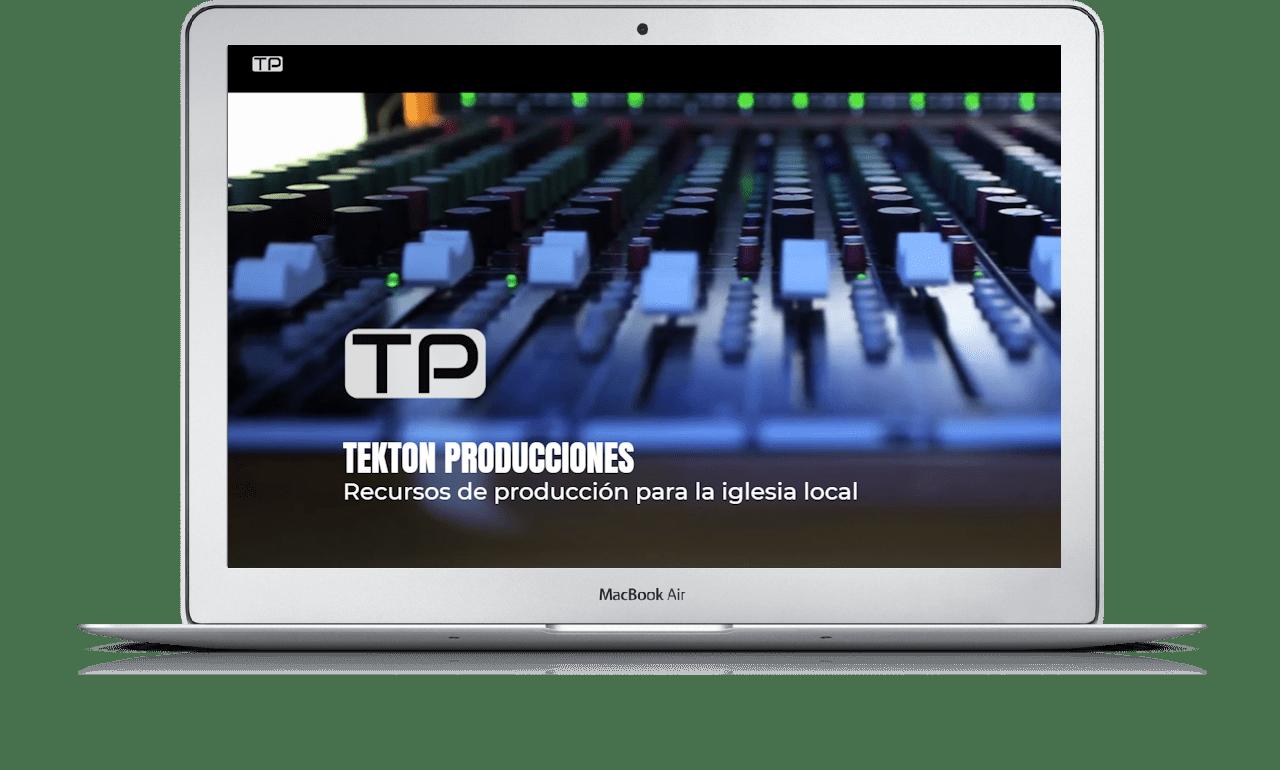 Tekton Producciones - Tutoriales y Formación Online